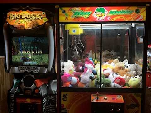 Kids' Arcade Games at Kep's Sports Bar & Grill in Washington, Illinois